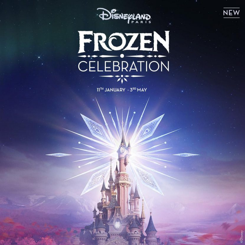Frozen Celebration DLP