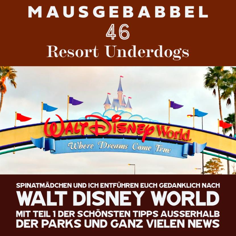 Mausgebabbel Podcast Folge 46 Cover