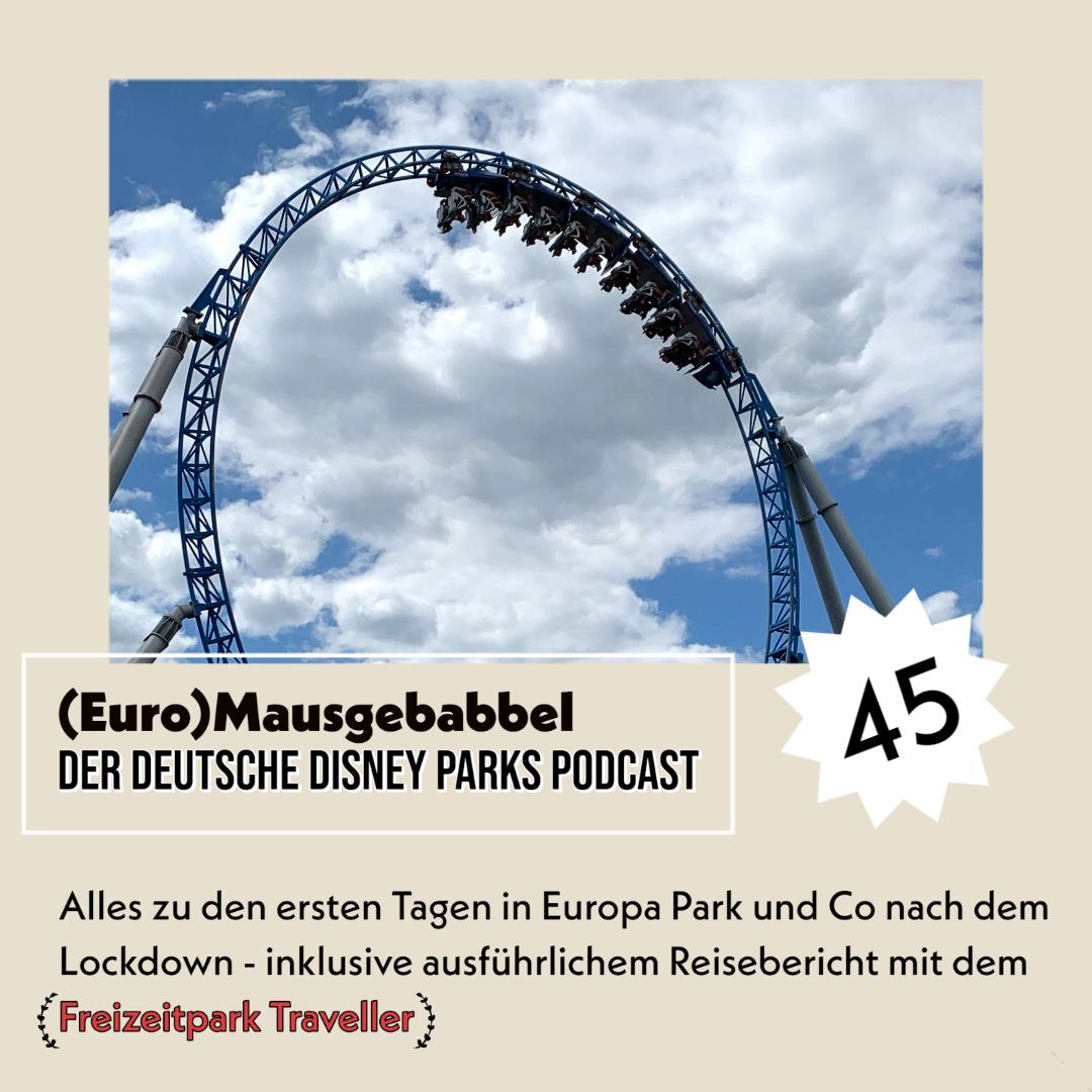 Mausgebabbel Episode 45 Cover