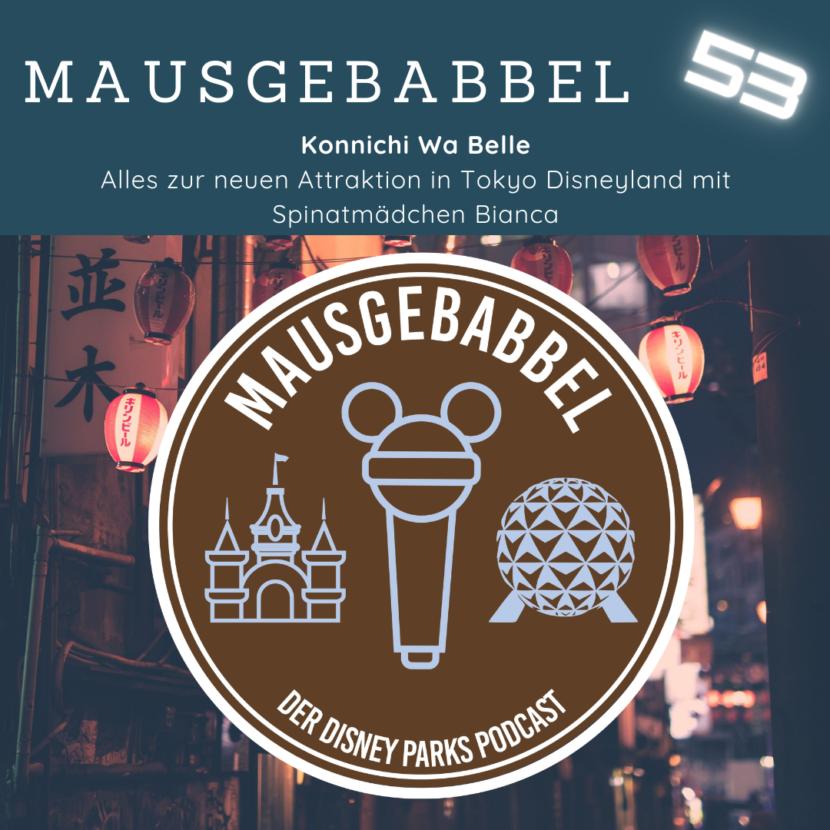 Mausgebabbel 53 Cover