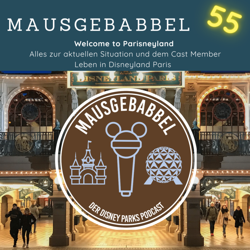 Mausgebabbel 55 Cover