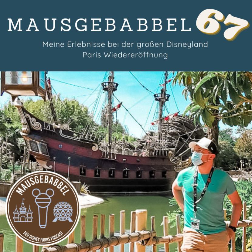 Disneyland Paris Tipps und Erfahrungen im Podcast