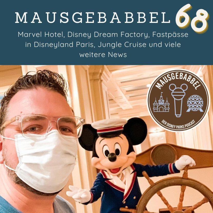Disneyland Paris News - Mausgebabbel 68